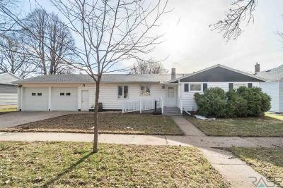 Dell Rapids Single Family Home Active - Contingent Misc: 808 N Washington Ave