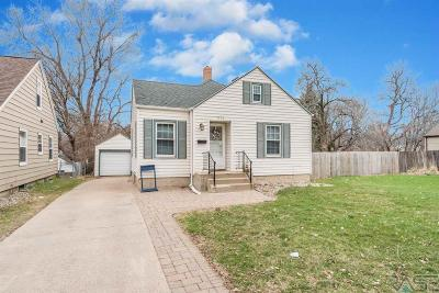Sioux Falls Single Family Home For Sale: 1701 S Lake Ave