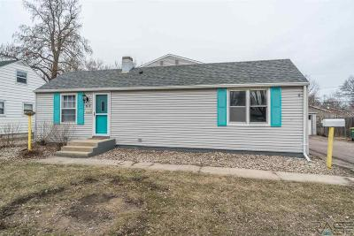 Sioux Falls Single Family Home For Sale: 3117 S Lake Ave