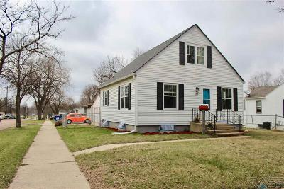 Sioux Falls Single Family Home For Sale: 619 S Lyndale Ave