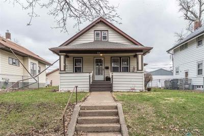 Sioux Falls Single Family Home Active - Contingent Misc: 210 N French Ave