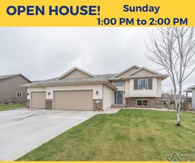 Sioux Falls Single Family Home For Sale: 2416 E Baxter Cir