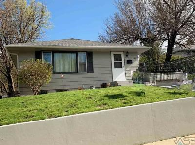 Single Family Home For Sale: 1220 W 14th St