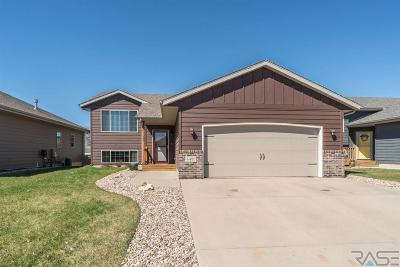 Sioux Falls Single Family Home For Sale: 4421 S Tribbey Trl