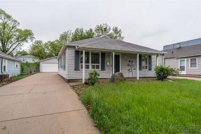 Sioux Falls Single Family Home For Sale: 1905 S Covell Ave