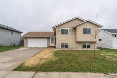 Sioux Falls, Harrisburg, Brandon, Tea, Worthington, Lennox, Canton, Hartford, Crooks, Renner, Humboldt Single Family Home For Sale: 4404 W Peacock Dr
