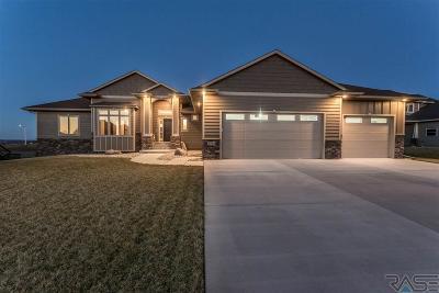 Sioux Falls Single Family Home For Sale: 2734 S Burns Knoll Cir