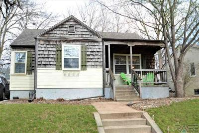 Sioux Falls SD Single Family Home Active-New: $156,900