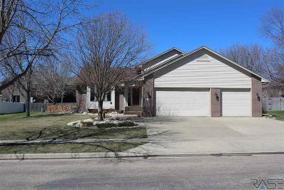Sioux Falls Single Family Home Active-New: 6812 W Strabane Trl