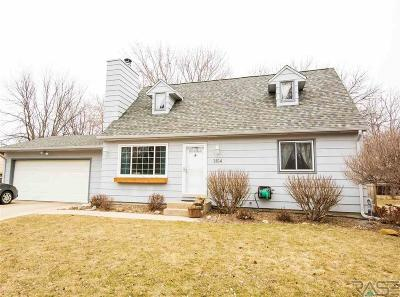 Sioux Falls SD Single Family Home Active-New: $194,900