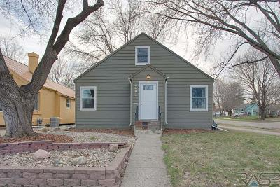 Sioux Falls Single Family Home Active-New: 2401 S Hawthorne Ave