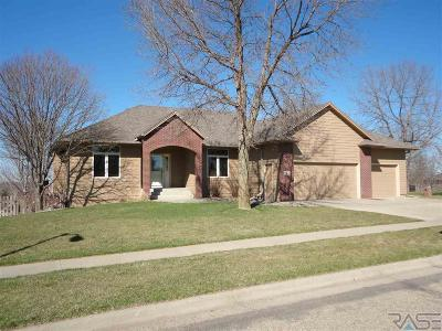 Sioux Falls Single Family Home Active-New: 6401 Heatherridge Ave