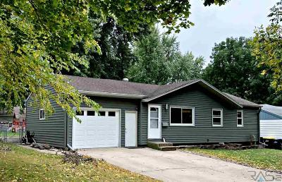 Sioux Falls SD Single Family Home Active-New: $157,500