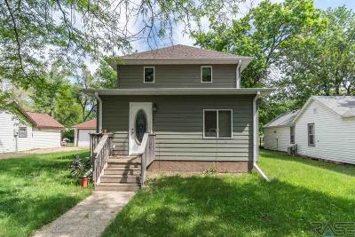 Parker Single Family Home Active - Contingent Misc: 547 W 1st St