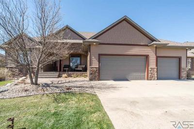 Sioux Falls Single Family Home Active-New: 8213 S Grass Creek Dr