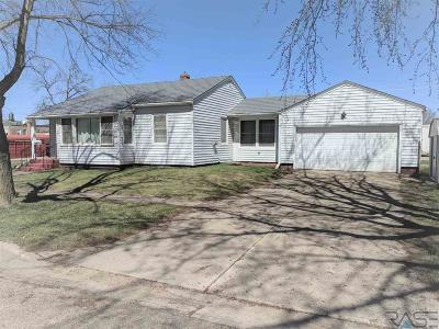 Beresford SD Single Family Home For Sale: $144,900
