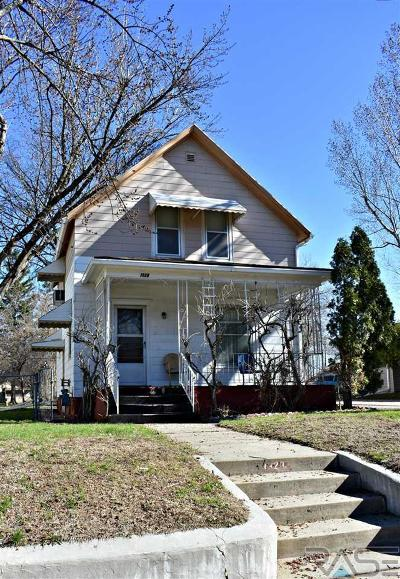 Sioux Falls Single Family Home Active - Contingent Misc: 1328 E 6th St
