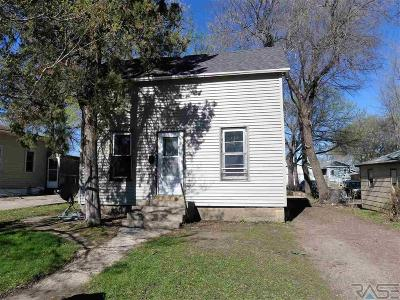 Sioux Falls Single Family Home For Sale: 1319 N Main Ave