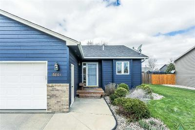 Single Family Home For Sale: 6801 S Connie Ave