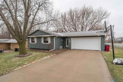 Brandon Single Family Home Active - Contingent Home: 101 S Cardinal Dr