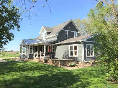 Garretson Single Family Home For Sale: 48044 256th St