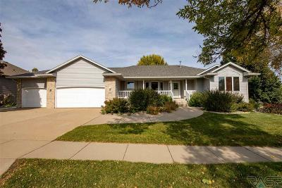 Sioux Falls Single Family Home For Sale: 7300 W Lancaster St