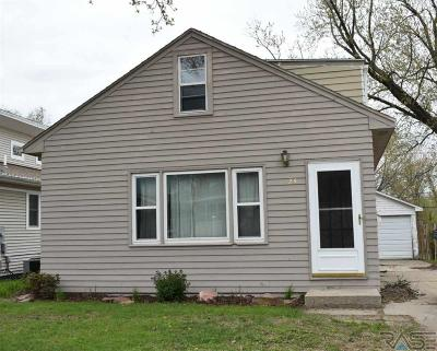 Single Family Home For Sale: 724 N Highland Ave