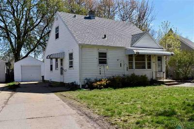 Single Family Home For Sale: 1504 S Frederick Dr