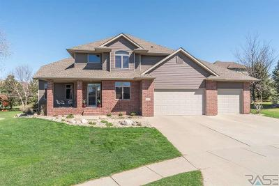 Sioux Falls Single Family Home Active - Contingent Home: 1504 W Thora Cir