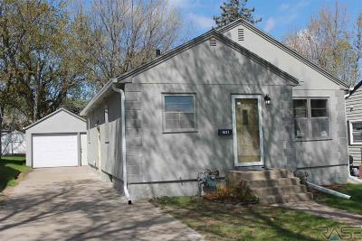 Single Family Home For Sale: 1621 S Sherman Ave