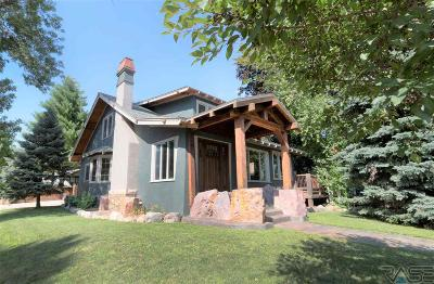 Sioux Falls Single Family Home For Sale: 100 E 23rd St