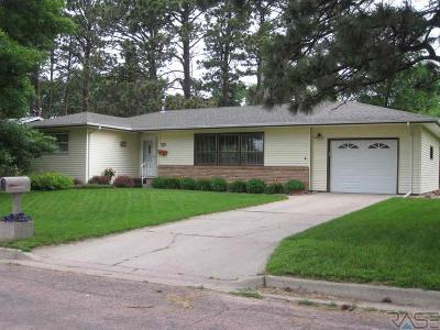 Dell Rapids Single Family Home For Sale: 104 W 5th St