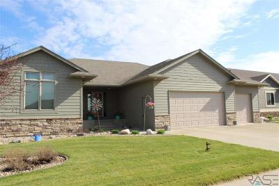 Sioux Falls Single Family Home For Sale: 4704 E Mangrove St