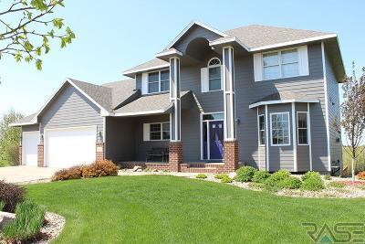Sioux Falls Single Family Home For Sale: 1601 N Paddington Trl