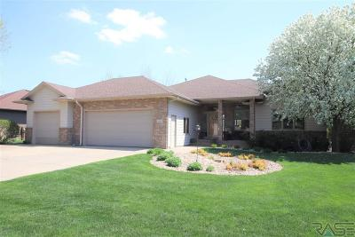 Sioux Falls Single Family Home For Sale: 6601 W Strabane Trl