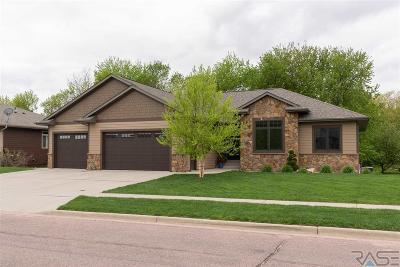 Sioux Falls Single Family Home For Sale: 8605 S Regent Park Dr