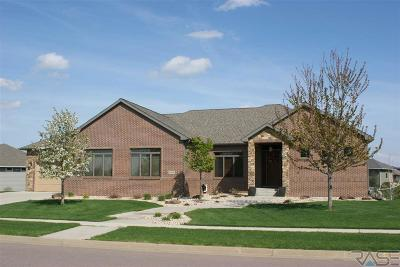 Sioux Falls Single Family Home For Sale: 6400 S Hemingstone Trl