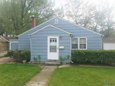 Sioux Falls Single Family Home For Sale: 114 S Lincoln Ave