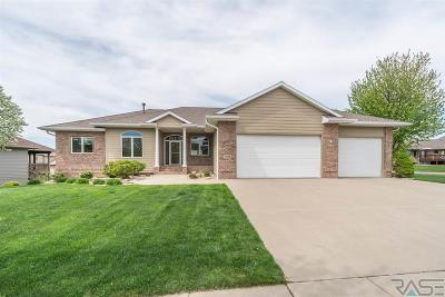 Sioux Falls Single Family Home For Sale: 6501 S Jeffrey Ave
