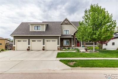 Sioux Falls Single Family Home For Sale: 8904 E Palametto Cir