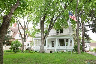 Sioux Falls, Harrisburg, Brandon, Tea, Worthington, Lennox, Canton, Hartford, Crooks, Renner, Humboldt Single Family Home For Sale: 108 E 20th St