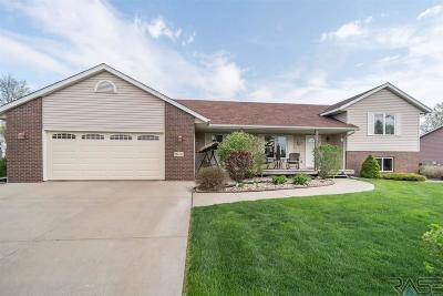 Hartford Single Family Home For Sale: 804 Par Tee Dr