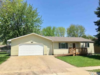 Sioux Falls, Harrisburg, Brandon, Tea, Worthington, Lennox, Canton, Hartford, Crooks, Renner, Humboldt Single Family Home For Sale: 6212 W 59th St