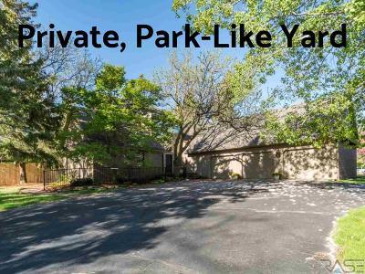 Sioux Falls Single Family Home For Sale: 6 E Twin Oaks Est