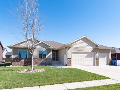 Sioux Falls Single Family Home For Sale: 6504 E Dugout Ln