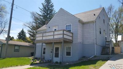 Sioux Falls Multi Family Home For Sale: 2003 E 6th St