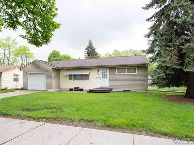 Sioux Falls Single Family Home Active - Contingent Misc: 508 S Stephen Ave