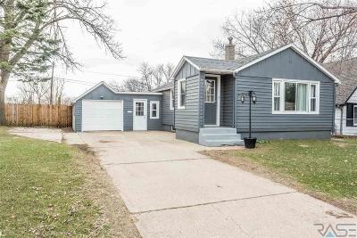 Sioux Falls Single Family Home For Sale: 807 S Blaine Ave