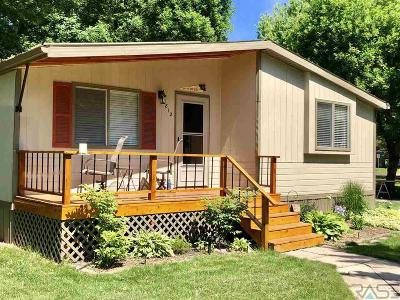 Sioux Falls Single Family Home Active-New: 812 Shane Pl