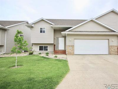 Sioux Falls Single Family Home Active-New: 3604 W Hughes Pl